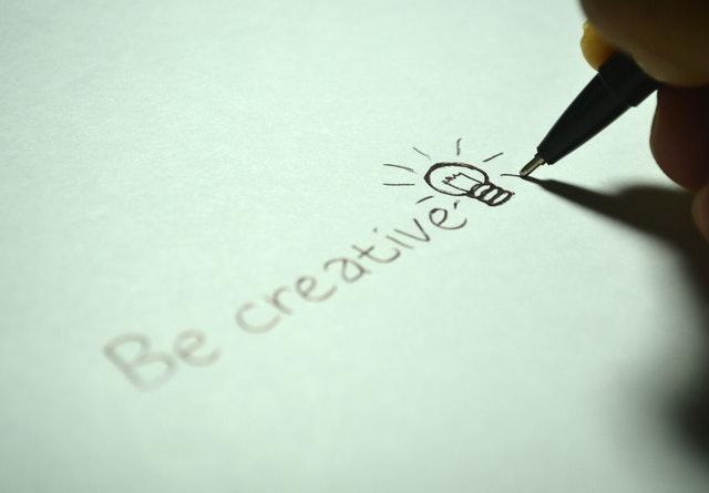 Być kreatywnym!
